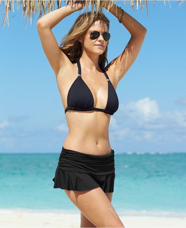 Bikini Top And Skirt