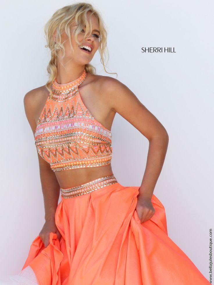 Sherri Hill prom dress style 50310