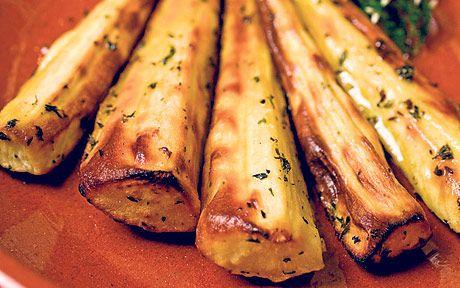 Christmas lunch: Honey roasted parsnips (Serves 6) - Telegraph