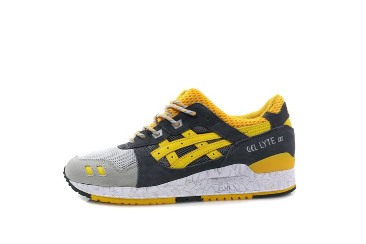 H521N-1159 Asics Gel-Lyte III High Voltage GY/GD first