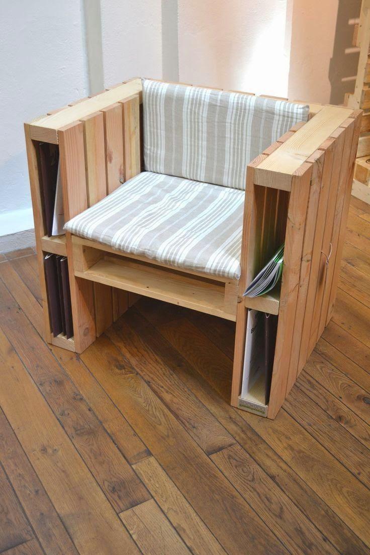 La Buhardilla - Decoración, Diseño y Muebles: 7 cosas que puedes hacer con un palet VI