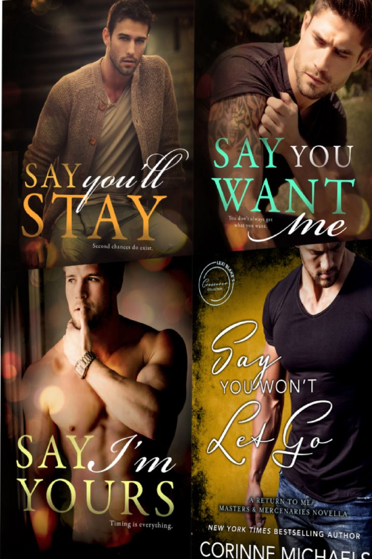 """Return To Me Series – Corinne Michaels (Photos fromCorinne Michaels website) Okay! I absolutely loved this series and can't wait for """"Say You Won't Let Go"""" book, set to release April 2018. This series by Corinne Michaels made me happy, sad, laugh, and cry. You name it and I felt it! She is such a good writer!! I had so many emotions while reading each of these books. I was so immersed in the characters and their stories. It says you can read them separately but I recommend reading…"""