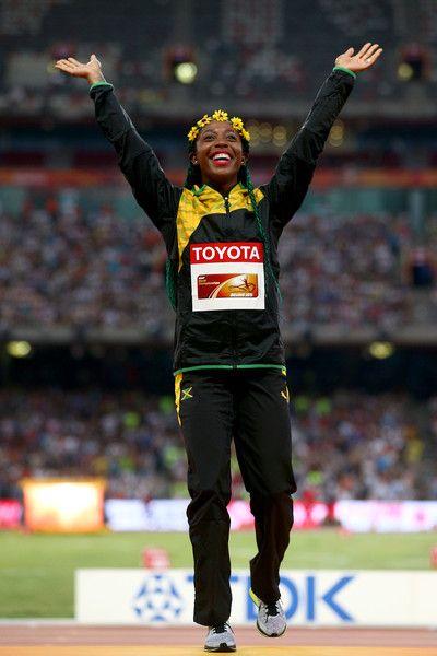 Shelly-Ann Fraser-Pryce Photos - 15th IAAF World Athletics Championships Beijing 2015 - Day Four - Zimbio