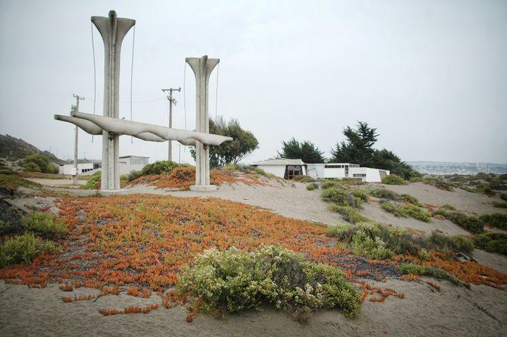 Ciudad Abierta de Ritoque, paisaje habitado / 44 años después