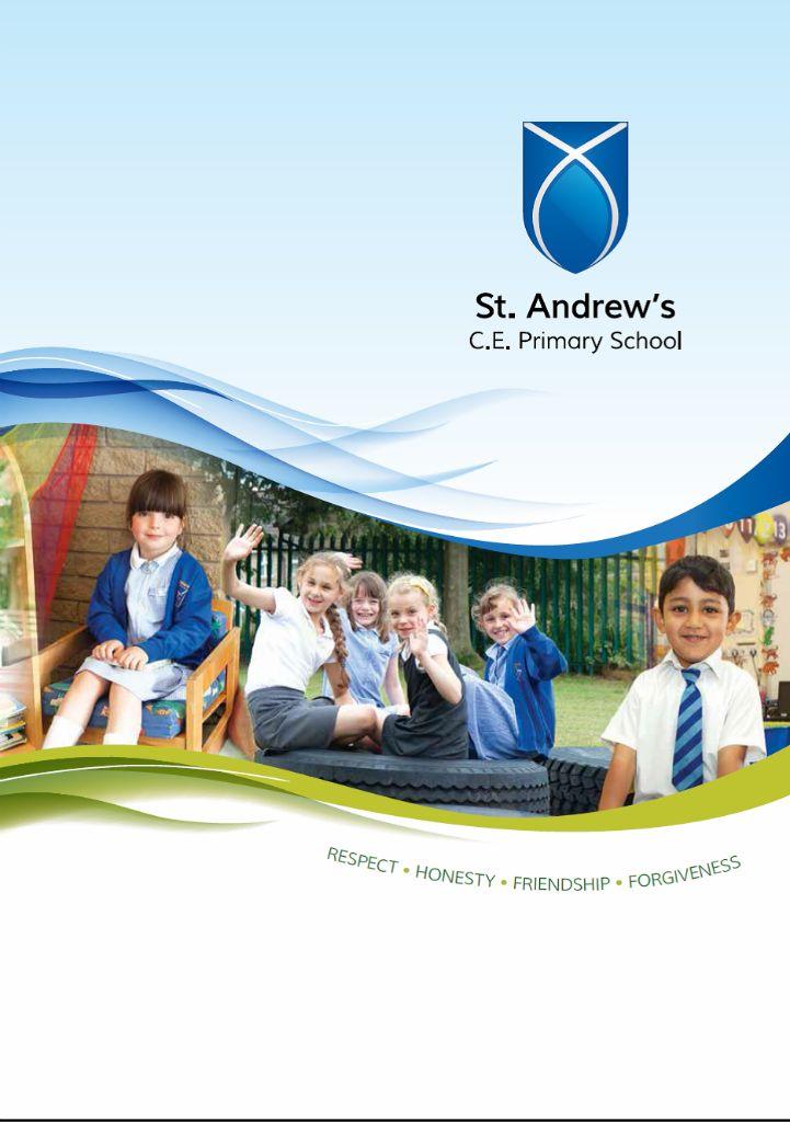 Prospectus front cover