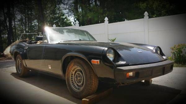 1974 Jensen Healey Roadster - $1500 Roebuck, SC #ForSale # ...