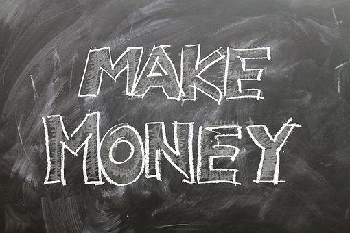 Board, Money, Earn, Work, Merit