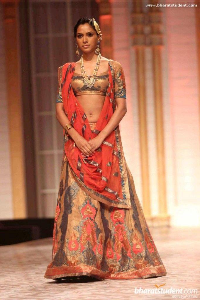 Ashima-Leena's Show at Aamby Valley India Bridal Fashion Week 2013