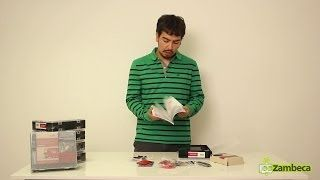 Zambeca - Kit de iniciación Arduino. SparkFun Inventor's Kit. #Arduino