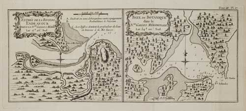 This day in 1788 - The first English settlers arrived in Australia's Botany Bay to establish a penal colony. The group moved north eight days later and settled at Port Jackson.