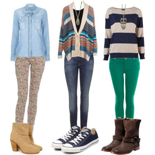 Outfits para Ingenieras/Arquitectas/Estudiantes