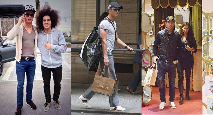 Особенности жизни и стиля Криштиану Роналду – главные события, акценты одежды, прически, аксессуаров