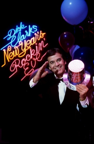 Dick Clark, Rockin' Eve 1984. I spent many New Year's Eve with Dick Clark. I used to joke he was my ever reliable date. NYE will never be the same.