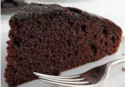 Torta+al+cioccolato+senza+uova,+la+ricetta+da+copiare