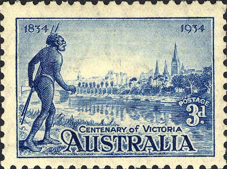 Vic Centenary 1934
