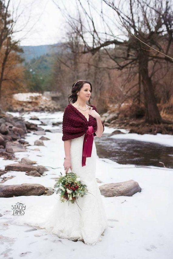 Winter Wedding Bridesmaid Shawl Winter Wedding Shawl Wedding Shawl