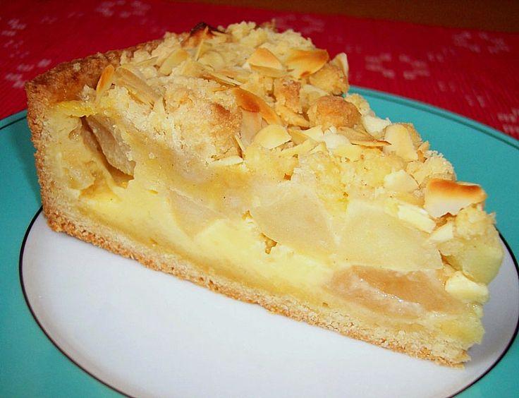 Holstein Apple Cake