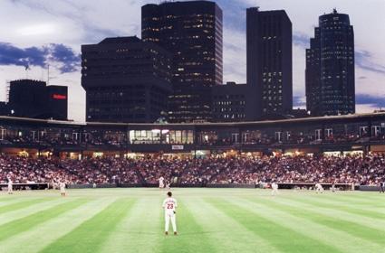 Goldeyes baseball, Winnipeg