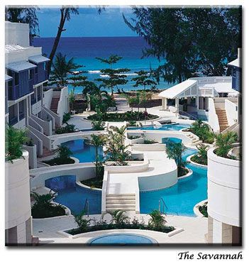 Hotels in Barbados | The Savannah Hotel, Barbados West Indies discount hotel reservations ...
