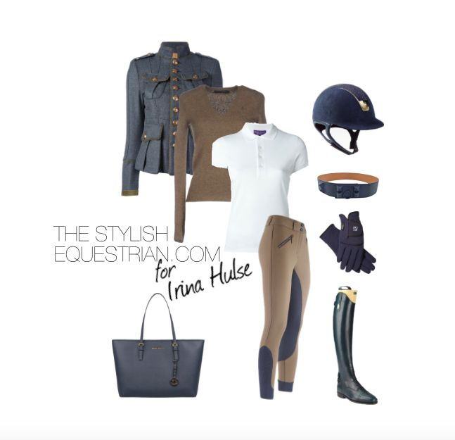 Meet Irina Hulse: irreverent stylish equestrian, musician and aspiring actress. Equestrianism has always been a major part of Irina Hulse's life. She has been riding for 11 years as a hunter jumper…