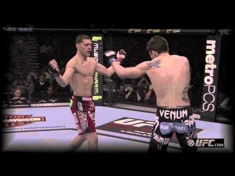 UFC 158: GSP vs. Nick Diaz Heats Up #UFC158 #MMA #GSP #NickDiaz