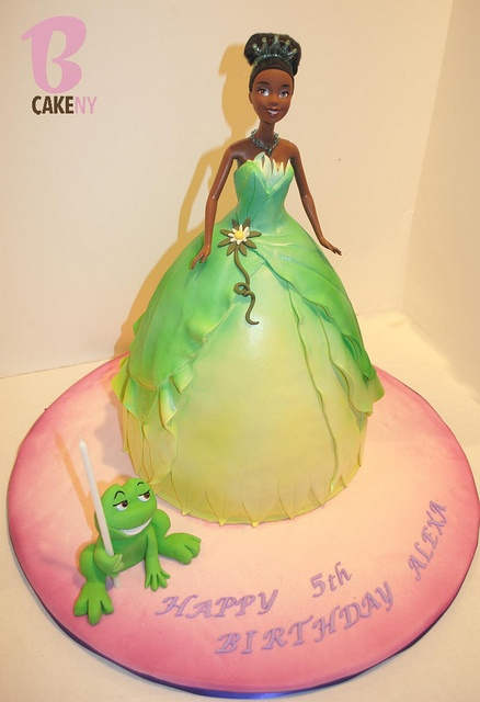 Tiana Cakes
