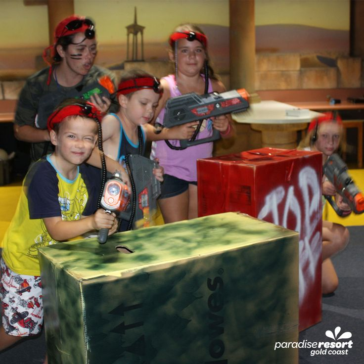 There is no need to leave the resort with Captain's Crew on board to ensure your holiday is jam packed full of fun for the whole family.