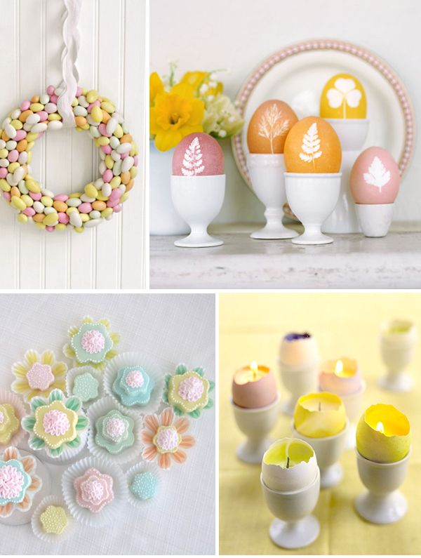 Oh the lovely things: Easter DIY Round-Up