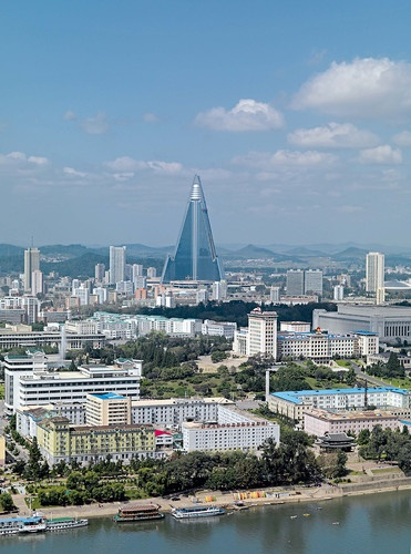 "Meuser calls Pyongyang ""probably the world's best-preserved open ..."