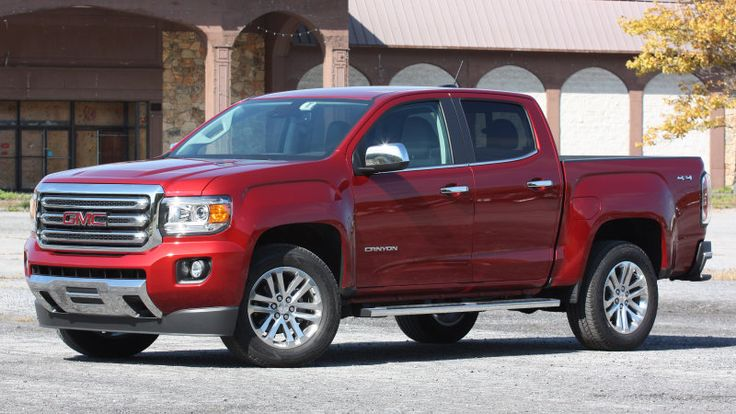 The 2016 GMC Canyon Diesel