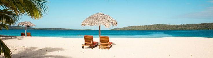 We're waiting for you... at The Havannah, Vanuatu