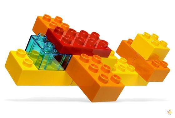 Lego Duplo - Plan