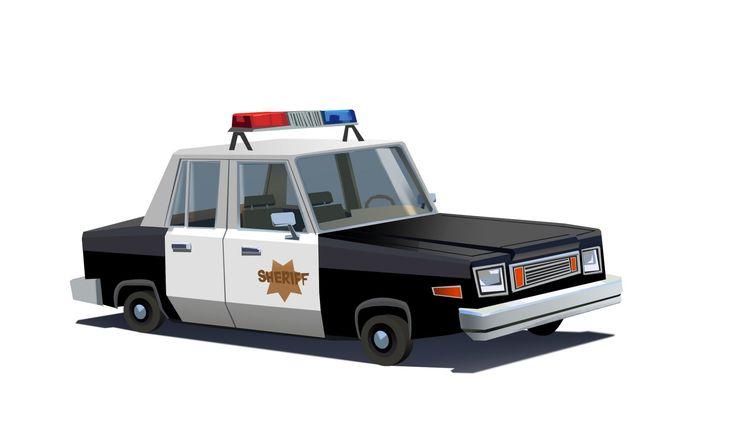 cops n robbers by Alex Hagelis Design