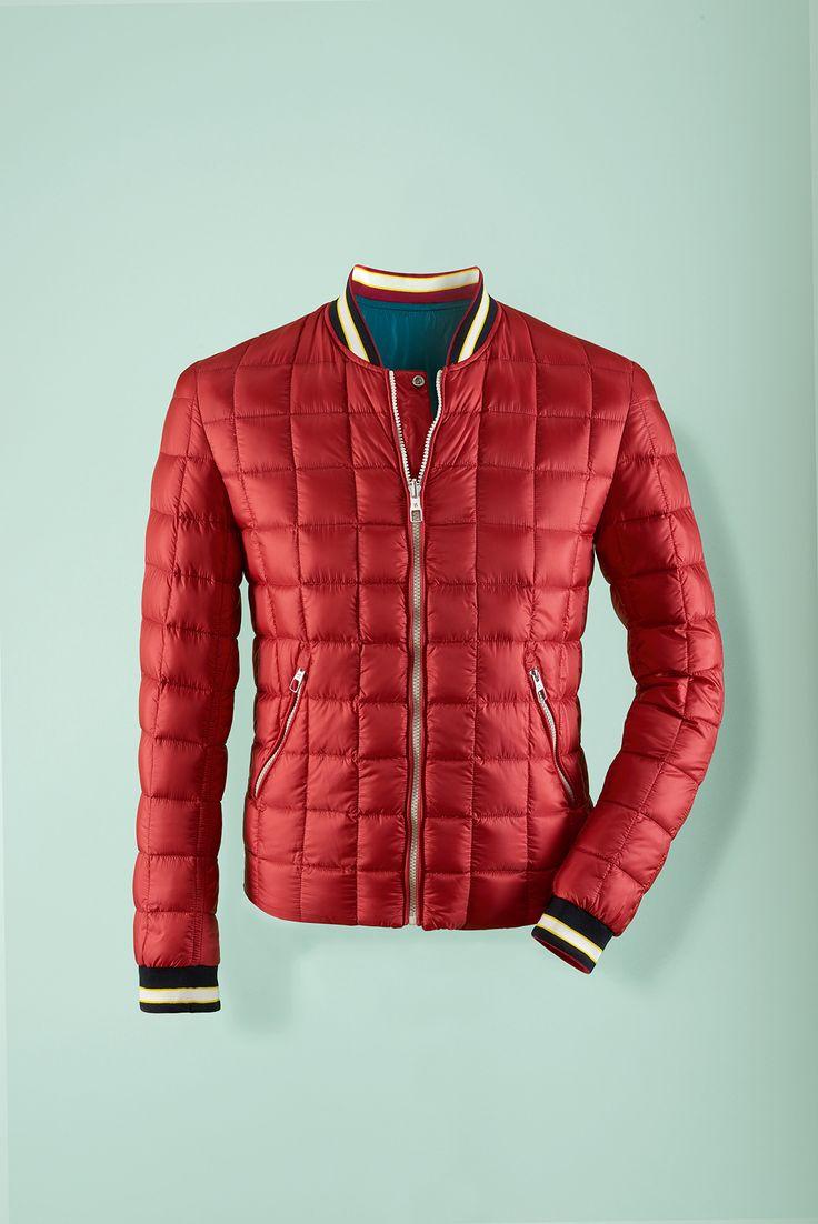 Red #reversiblejacket / #Montecore >>> http://www.eckerle.de/marken/montecore/montecore-daunenjacke-rot.html?farbe=rot
