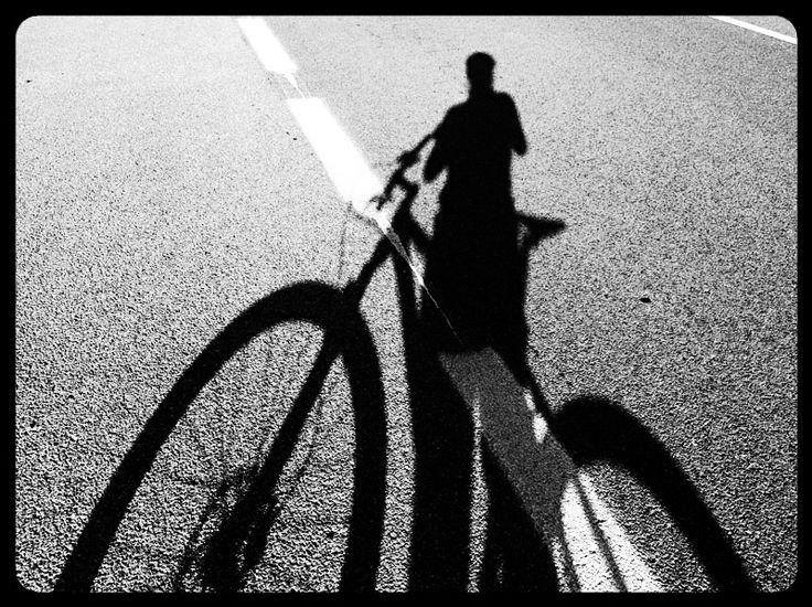 on the road.. mtb..