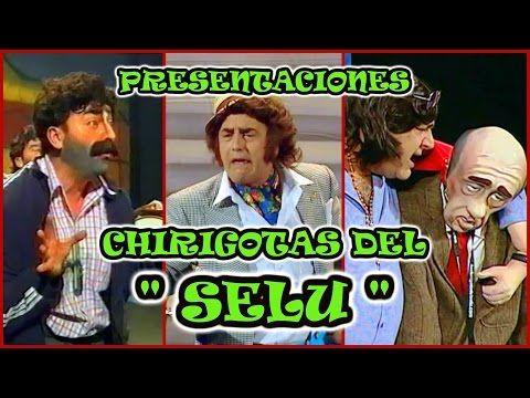 Presentaciones de Chirigotas del Selu (1992 - 2016) | Carnaval de Cádiz - YouTube