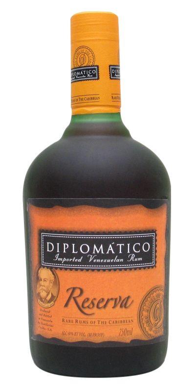 Ron Diplomatico Anejo Reserva  Good rum, much more taste 7/10
