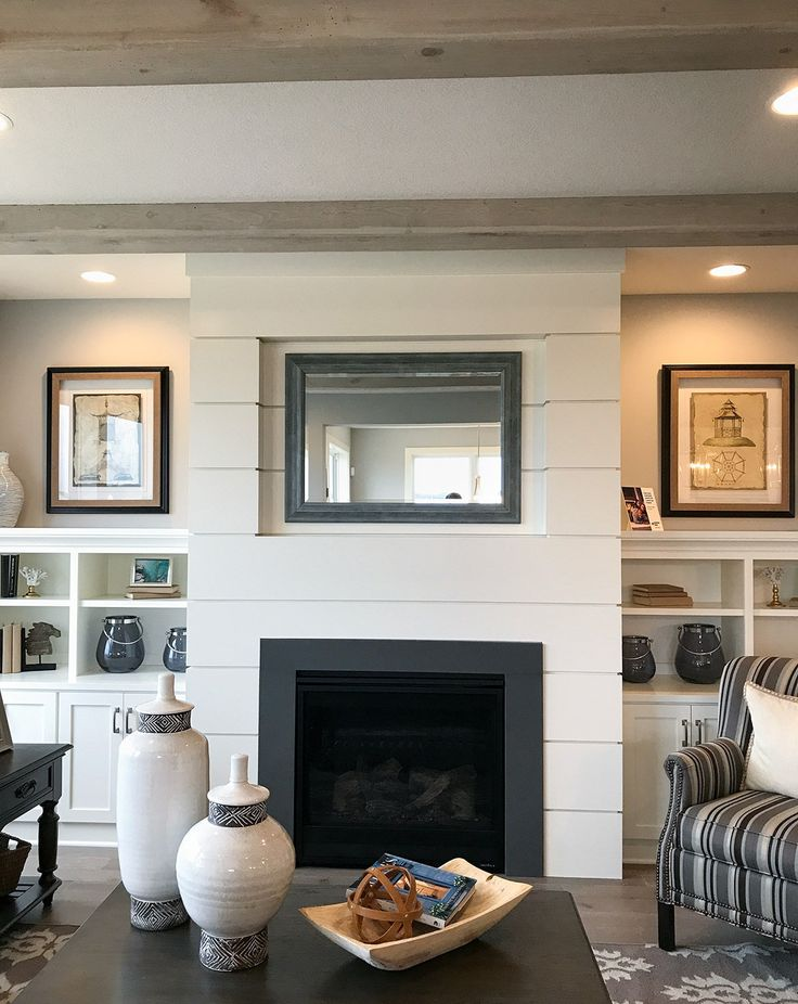Living Room Ideas With Brick Fireplace And Tv best 25+ shiplap fireplace ideas on pinterest | fireplaces