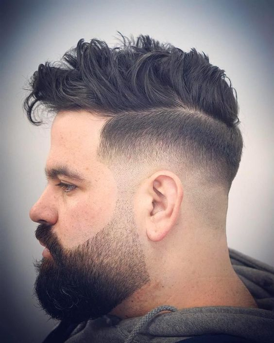101 Medium Hair Beard Style Ideas Smart Casual And Professional Looks All Incl Cool Mens Haircuts Mens Haircuts Fade Mens Hairstyles Short
