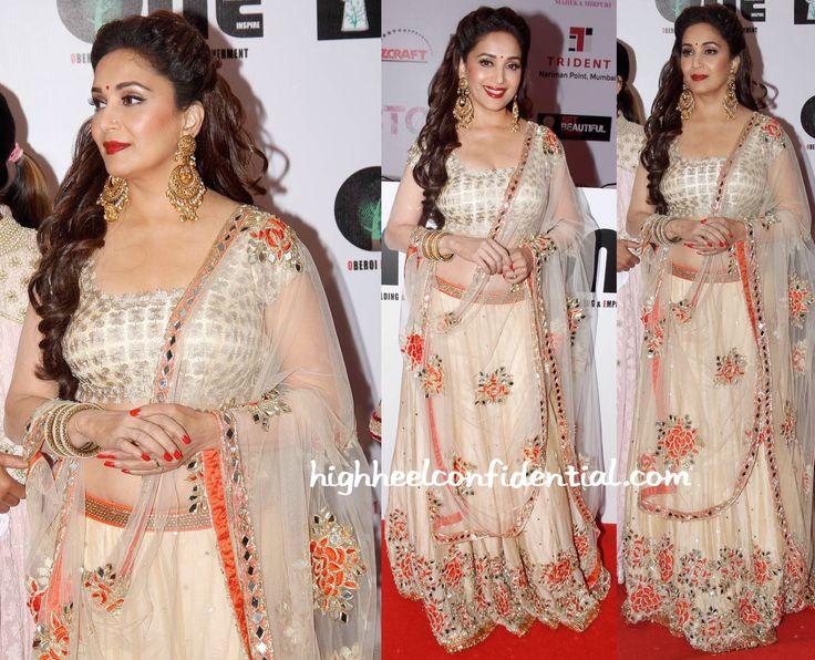 Madhuri Dixit at Set Beautiful Free Event-1