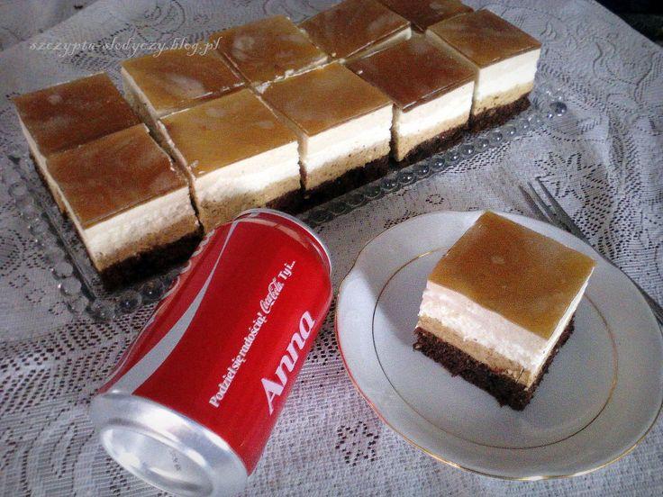 Ciasto Coca - Cola PRZEPIS