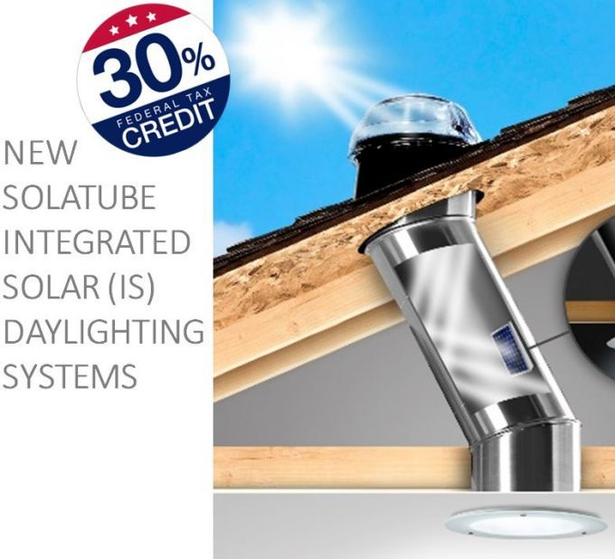 Skylight solutions by Bright Concepts bring natural light into your Utah home using Solatube's unique product line.   Solatube Premier Dealer