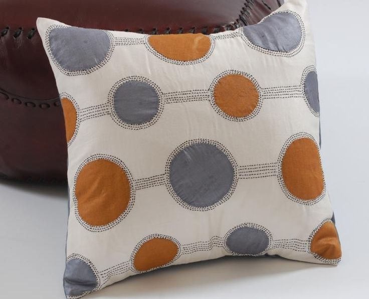 Silk Scatter Cushion - Rajasthan Scatter Cushions - Rajasthan Scatter Cushions - Cushions - Planet Craft