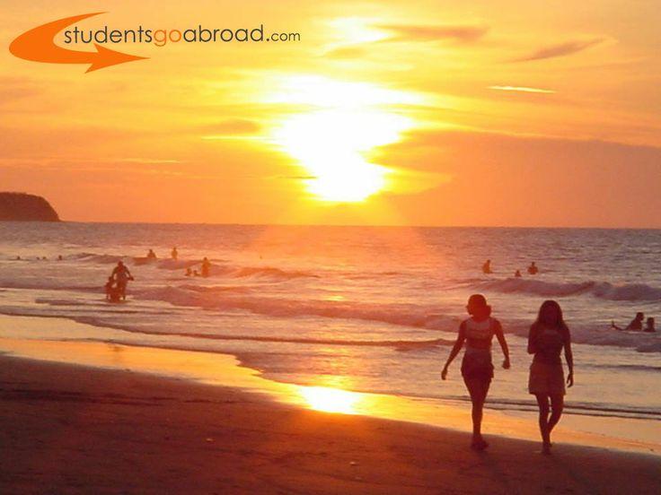 Wonderful #Sunset in #Ecuador