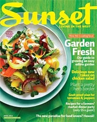 Sunset April 2012 Magazine Issue