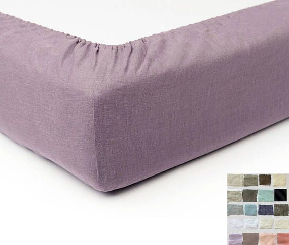 linen box spring cover fits twin full queen king california king