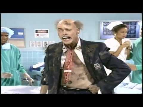 Fire Marshall Bill In The Hospital - Jim Carey has always cracked me up, but especially when he was on 'In Living Color'