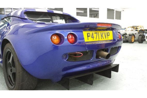Lotus Elise S1 rear shot