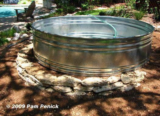 tanques de agua hechos pileta - Buscar con Google