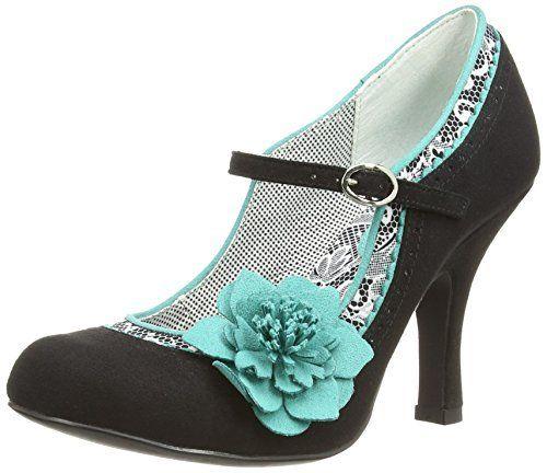 Ruby Shoo Womens Poppy Court Shoes, http://www.amazon.